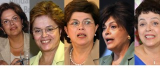 La metamorfosis de Dilma Rousseff