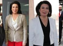 Así se viste la procuradora Lorena Martínez