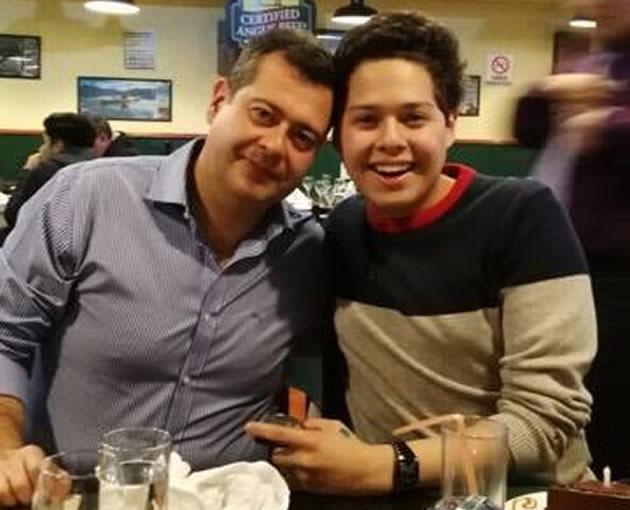 hijo de José Ramón